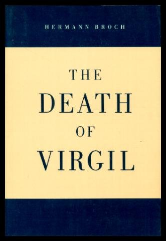 The Death of Virgil: Hermann Broch