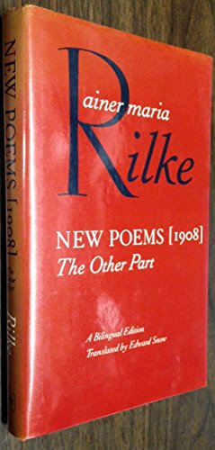 9780865472716: New Poems: The Other Part (English and German Edition)