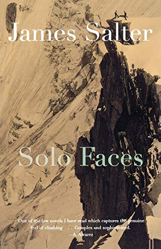 9780865473218: Solo Faces: A Novel