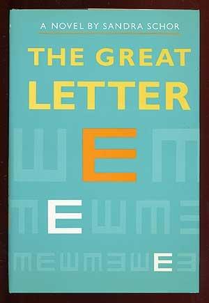 9780865473973: The Great Letter E: A Novel
