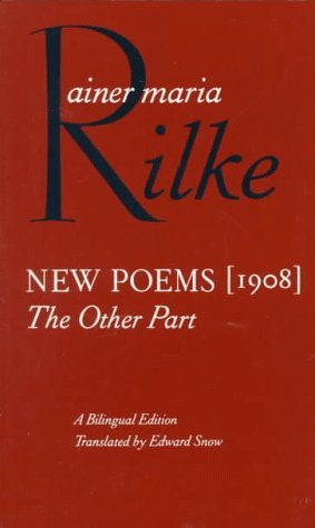 9780865474161: New Poems, 1908: The Other Part (English and German Edition)