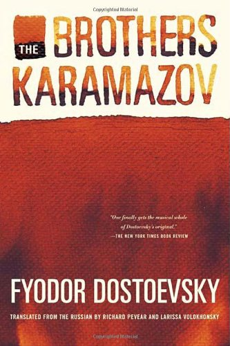 9780865474222: The Brothers Karamazov: A Novel in Four Parts With Epilogue