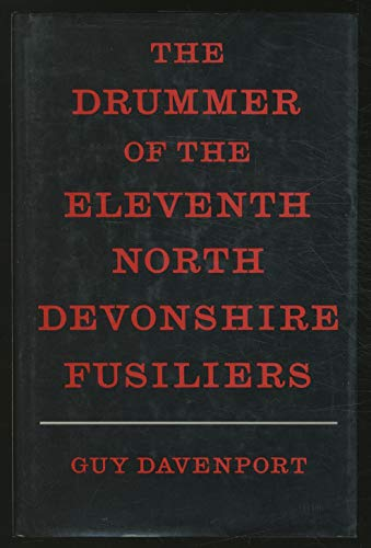 The Drummer of the Eleventh North Devonshire Fusiliers (0865474478) by Davenport, Guy