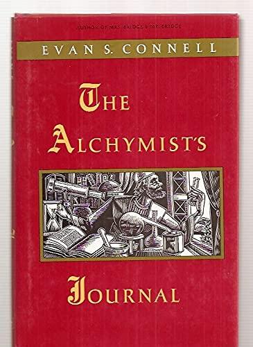 The Alchymist's Journal: Connell, Evan S.