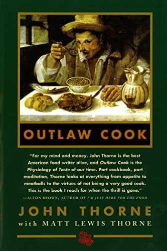 9780865474796: Outlaw Cook
