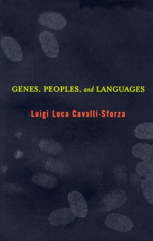 9780865475298: Genes, Peoples, and Languages