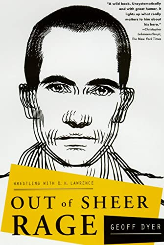 9780865475403: Out of Sheer Rage: Wrestling With D.H. Lawrence