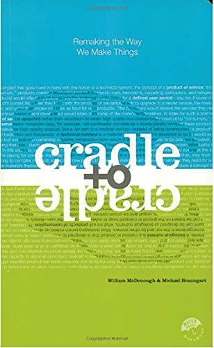 9780865475878: Cradle to Cradle: Remaking the Way We Make Things