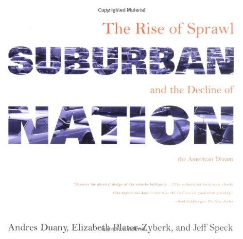 9780865476066: Suburban Nation