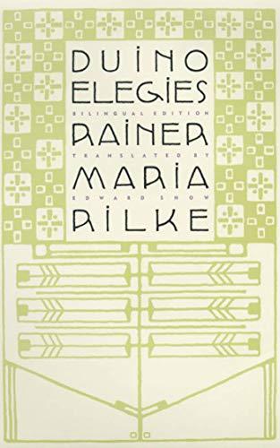9780865476073: Duino Elegies: A Bilingual Edition (German Edition)