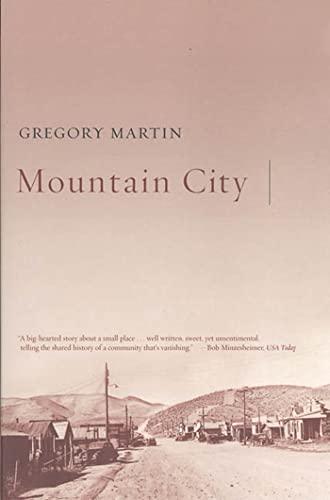 Mountain City: Martin, Gregory