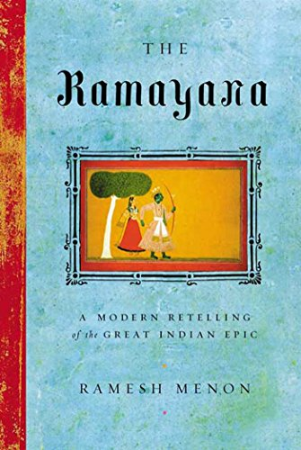 9780865476950: The Ramayana: A Modern Retelling of the Great Indian Epic
