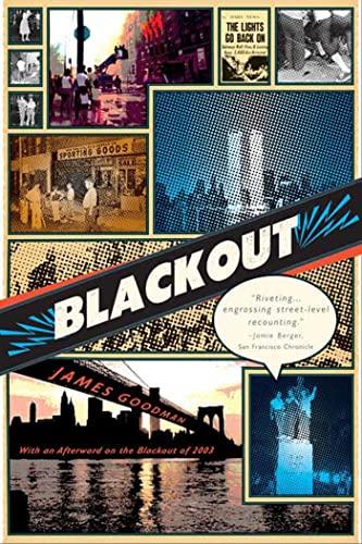 Blackout (signed): GOODMAN, JAMES