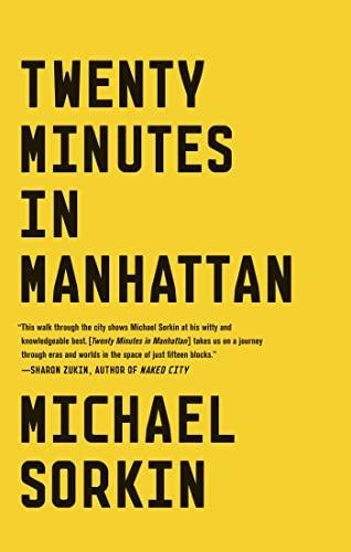 9780865477575: Twenty Minutes in Manhattan