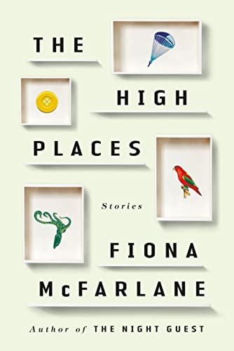 9780865478046: The High Places: Stories