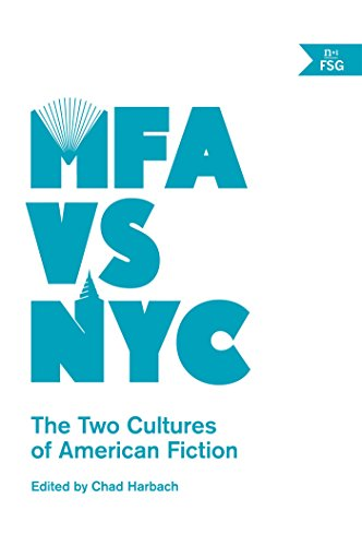 9780865478138: MFA vs NYC: The Two Cultures of American Fiction