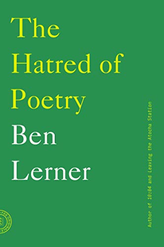 9780865478206: The Hatred of Poetry