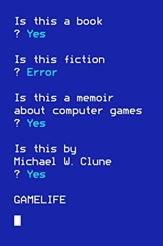 9780865478282: Gamelife: A Memoir