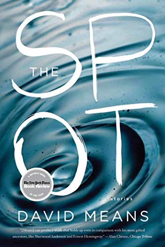 The Spot by David Means 2011 Paperback
