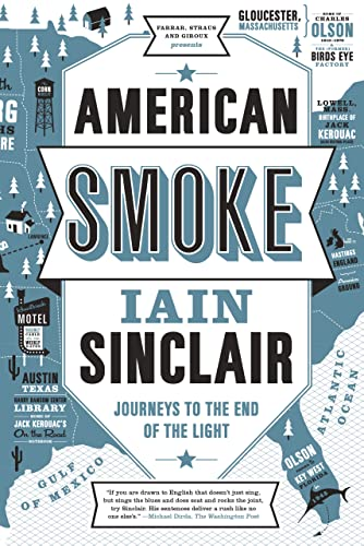 9780865478671: American Smoke: Journeys to the End of the Light