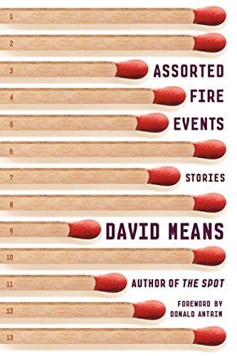 9780865478879: Assorted Fire Events: Stories