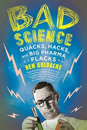 9780865479180: Bad Science: Quacks, Hacks, and Big Pharma Flacks