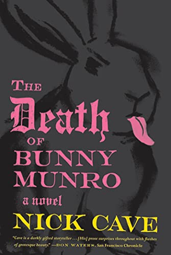 9780865479401: The Death of Bunny Munro: A Novel