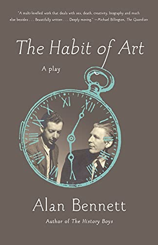 9780865479449: The Habit of Art: A Play