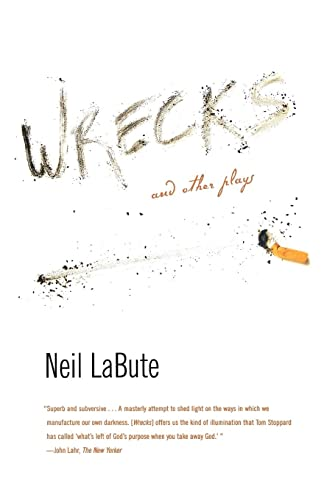 9780865479708: Wrecks: And Other Plays
