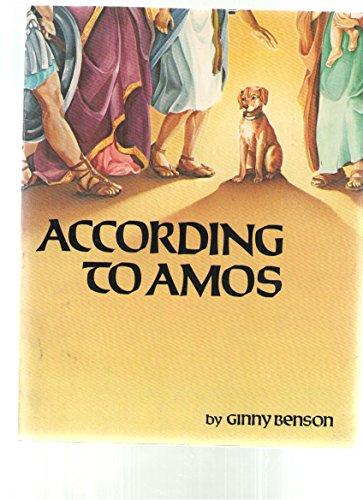 According to Amos: Benson, Ginny