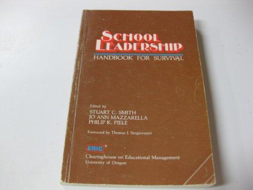 9780865520783: School Leadership