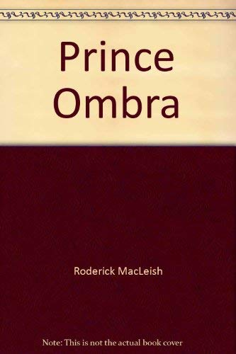 9780865530508: Prince Ombra