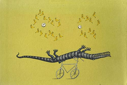 9780865530645: The Epiplectic Bicycle.