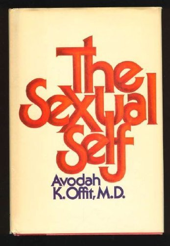 9780865530799: The Sexual Self