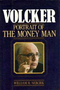 VOLCKER Portrait of the Money Man