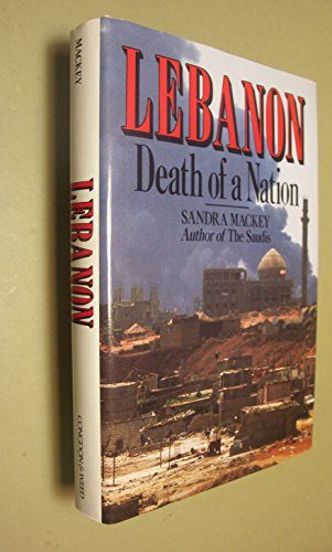 9780865532045: Lebanon: Death of a Nation
