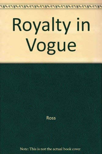 9780865532069: Royalty in Vogue