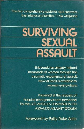 Surviving Sexual Assault: Rochel Grossman