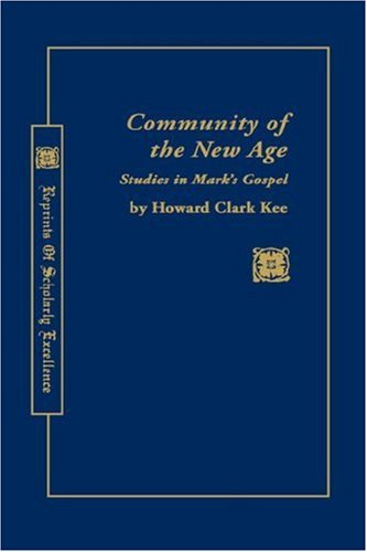 9780865541009: COMMUNITY OF THE NEW AGE (ROSE)