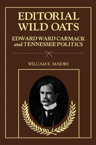 EDITORIAL WILD OATS: MAJORS, William R.