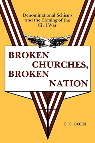 9780865541870: BROKEN CHURCHES, BROKEN NATION