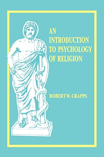 9780865541955: An Introduction to Psychology of Religion
