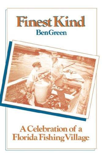 Finest Kind Celebration of (0865542082) by Ben Green