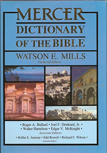 9780865542990: Mercer Dictionary of the Bible