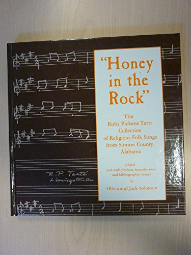 Honey in the Rock: The Ruby Pickens: Solomon, Olivia