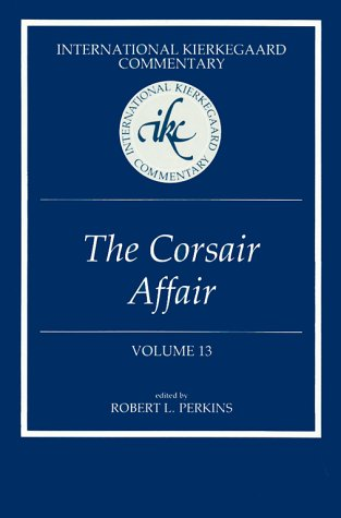 Corsair Affair (Hardback): Robert L. Perkins