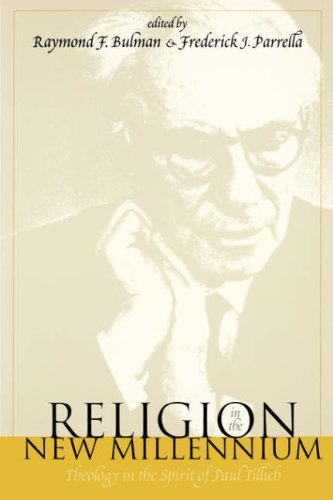9780865548046: Religion in the New Millennium: Theology in the Spirit of Paul Tillich