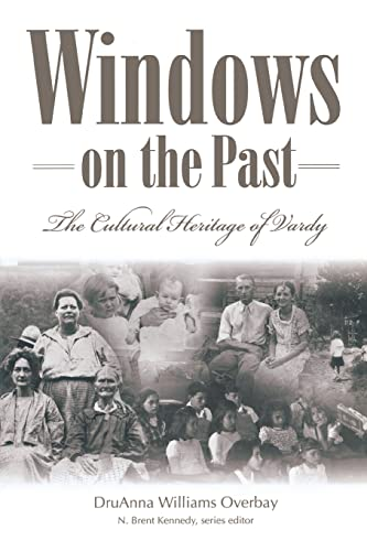9780865549500: Windows on the Past: The Cultural Heritage of Vardy, Hancock County, Tennessee (Melungeons)