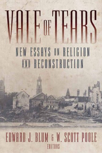 9780865549623: Vale of Tears: New Essays on Religion and Reconstruction