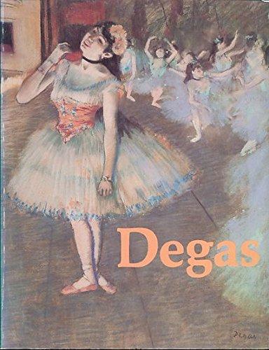 Degas in the Art Institute of Chicago: Degas, Edgar
